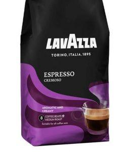 دانه قهوه لاوازا اسپرسو کرموسو Lavazza Espresso Cremoso 1Kgدانه قهوه لاوازا اسپرسو کرموسو Lavazza Espresso Cremoso 1Kg