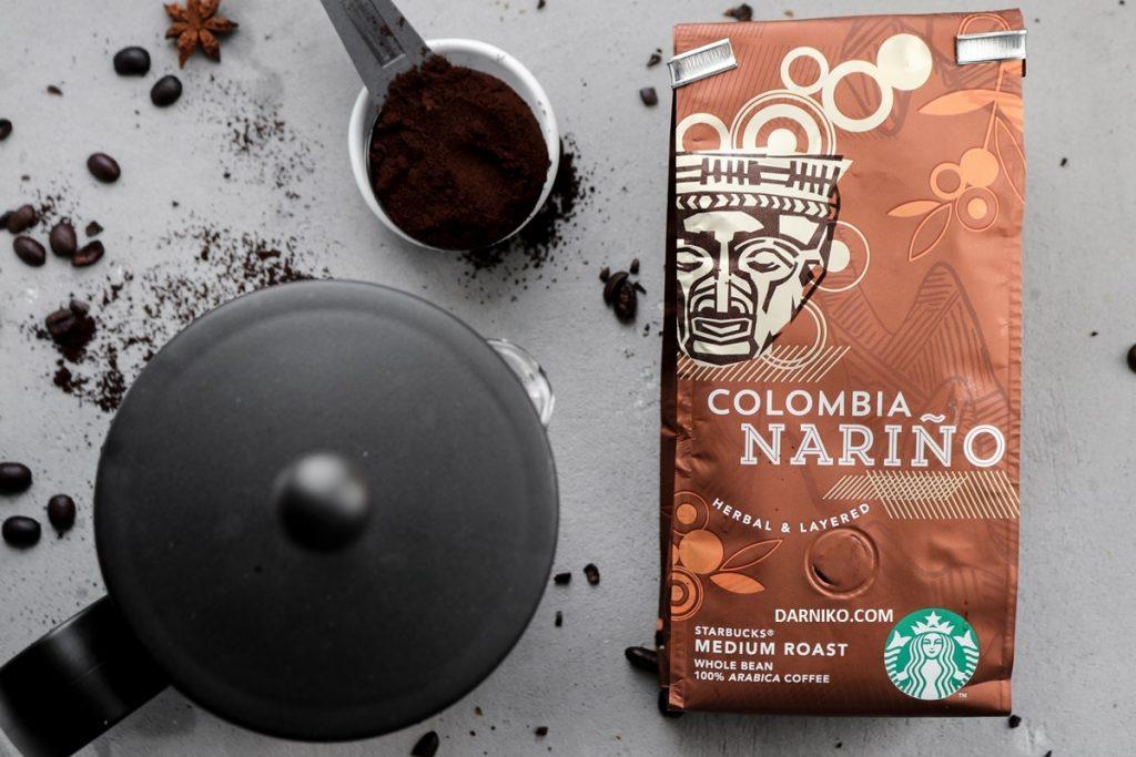 StarBucks Colombia Nariño