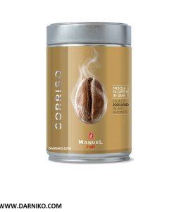 دان قهوه 100% عربیکا مانوئل کافه سوریسو