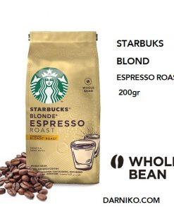 دانه قهوه بلوند اسپرسو روست استارباکس Starbucks BLOND Espresso Roast