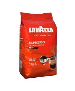 دان قهوه لاوازا کرما گوستو فورته اسپرسو Lavazza Crema e Gusto Forte Espresso