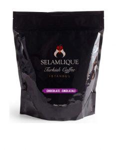 قهوه ترک شکلاتی سلام علیک 500 گرمی SELAMLIQUE