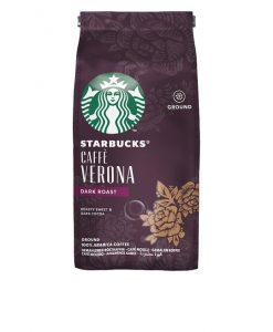 پودر قهوه استارباکس کافه وروناSTARBUSKSCAFFE VERONA COFFEE