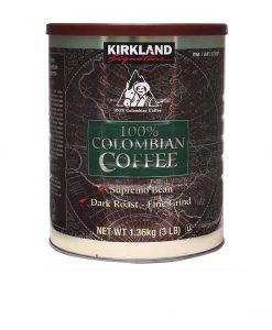 پودر قهوه کلمبیا سوپریمو دارک روست
