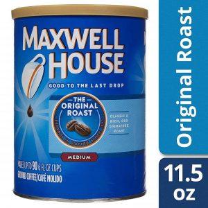 مکس ول هاوس Maxwell House