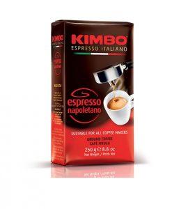 پودر قهوه کیمبو اسپرسو ناپولیتانو Kimbo Espresso Napoletano