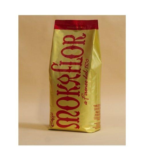 دانه قهوه اورو موکافلور 80% عربیکاMOKAFLOR Oro
