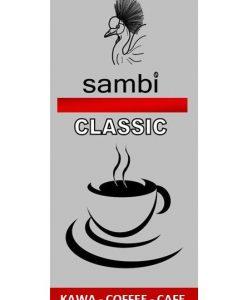 پودر قهوه عربیکا آفریقایی سامبی کلاسیک بوروندی sambi CLASSICArabica BURUNDI Coffee