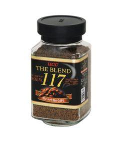 پودر قهوه فوری گلد 117 ucc یو سی سی ژاپن 90 گرمی نسکافه گلد