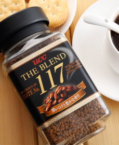 پودر قهوه فوری گلد 117 ucc یو سی سی ژاپن 90 گرمی