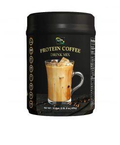 پودر مکمل قهوه پروتئین کافی ماسل نوتریشن Muscle NutritionPROTEIN COFFEE