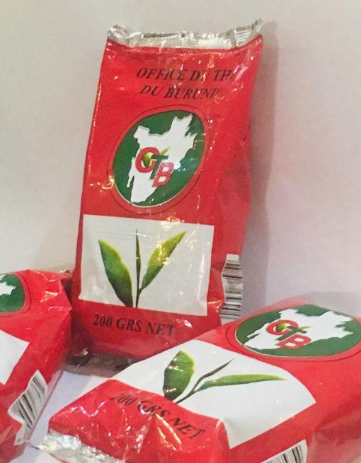 چای سیاه آفریقایی بوروندی 200 گرمی BURUNDI BLACK TEA