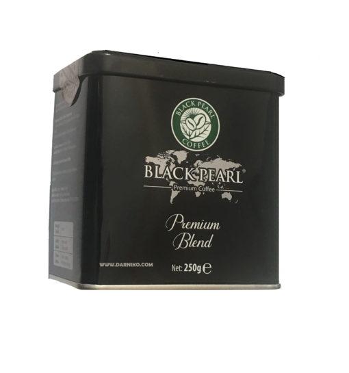 پودر قهوه میکس پریمیوم بلک پرل فیلتر کافی BALCK PEARL Premium Blend Filter Coffee