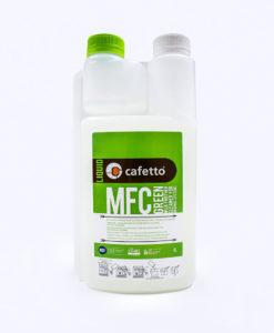 محلول جرم زدای قهوه ساز کفتو mfc green
