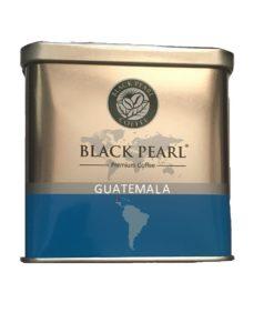 پودر قهوه عربیکا گواتمالا بلک پرل فیلتر کافی BALCK PEARL GUATEMALA Filter Coffee