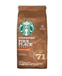 پودر قهوه پیک پلیس استارباکس 200 گرمی STARBUKS Pike Place