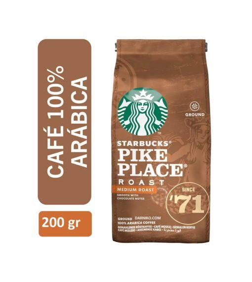 پودر قهوه پیک پلیس استارباکس STARBUKS Pike Place