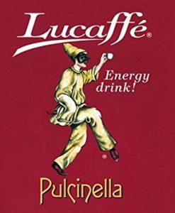 دانه قهوه جوکر لو کافه انرژی دیرینک پولچینلا Lucaffe Pulcinella