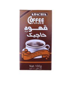 قهوه ترک خاچیک 100 گرمی KHACHI COFFEE
