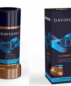 قهوه فوری دیویدوف المنتس لیمیتد ادیشن Davidoff Limited Edition Elements 100GR