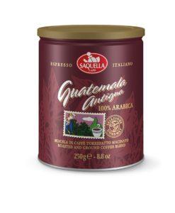 پودر قهوه گواتمالا ساکوئلا 250 گرمی قوطی SAQUELLA Guatemala