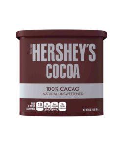 پودر کاکائو هرشیز خالص 100% HERSHEY'S 100% Cocoa آمریکا