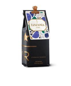دانه قهوه تانزانیا ایلوما استارباکس رزرو Starbucks Reserve® Tanzania ILOMA coffee 250