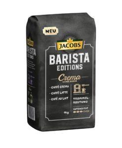 دانه قهوه جاکوبز کرما باریستا ادیشن 1 کیلو گرمی JACOBS BARISTA EDITIONS CREMA COFFEE