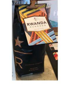 دانه قهوه رواندا موهوندا استارباکس رزرو Starbucks Reserve® Rwanda Muhondo