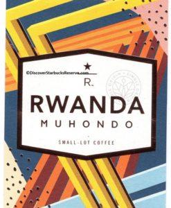 دانه قهوه رواندا موهوندا استارباکس رزرو Starbucks Reserve® Rwanda Muhondo coffee