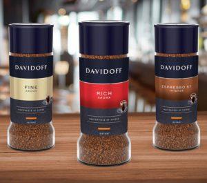 قهوه دیویدوف DAIVIDOFF COFFEE