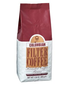 دانه قهوه کلمبیا فیلتر کافی مهمت افندی 500 گرمی Mehmet Efendi Colombian
