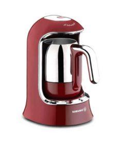 قهوه ترک دم کن اتوماتیک برقی کرکمازKorkmaz تک پارچ مدل AS-A860 turkish coffee