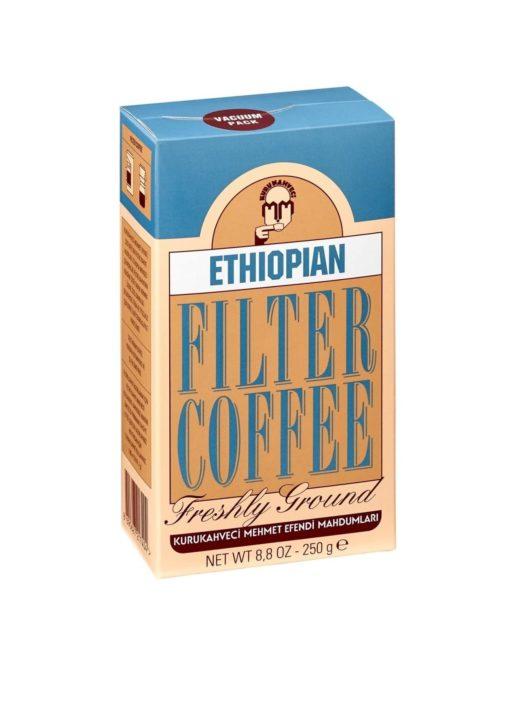 پودر قهوه اتیوپی فیلتر کافی مهمت افندی Mehmet Efendi Ethiopian