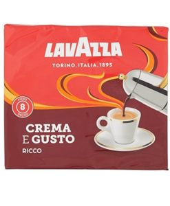 پودر قهوه ریکو لاواتزا کرما گوستو LavazzaCrema e Gusto Ricco 500gr