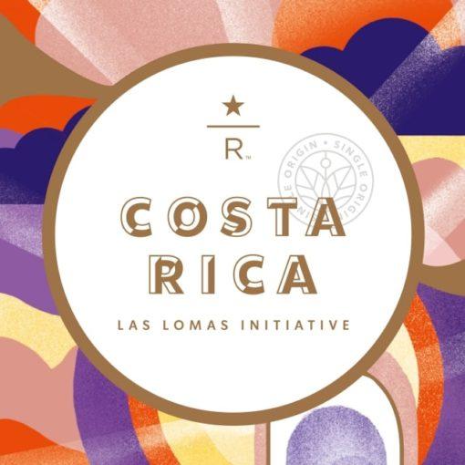 دانه قهوه کاستاریکا لاس لاموس استارباکس رزرو Starbucks Reserve™ Costa Rica Las Lomas Naranjo arabica singel orgin