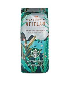 دانه قهوه گواتمالا آتیتلان استارباکس 250 گرمی StarBucks Guatemala Atitlán