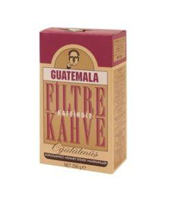 قهوه فرانسه بدون کافئین گواتمالا فیلتر کافی مهمت افندی Mehmet Efendi Guatemala