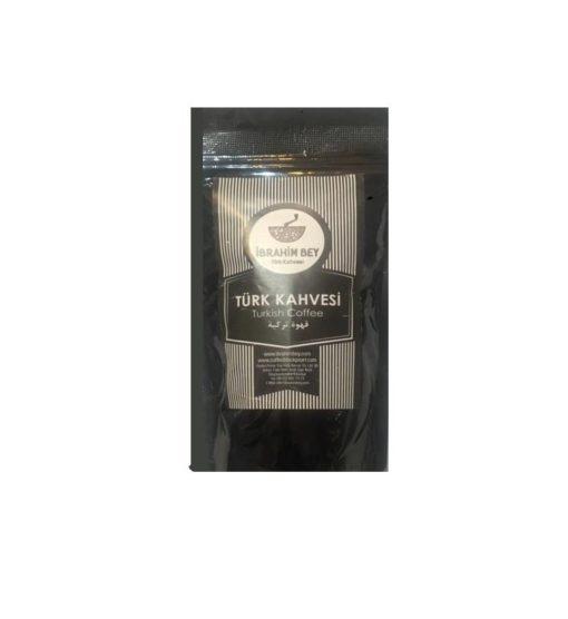 قهوه ترک ابراهیم بی 100 گرمی iBRAHiM BEY TURKISH COFFEE