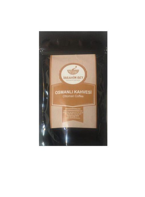 پودر قهوه ترک ابراهیم بی iBRAHiM BEY TURKISH COFFEE ترکیه