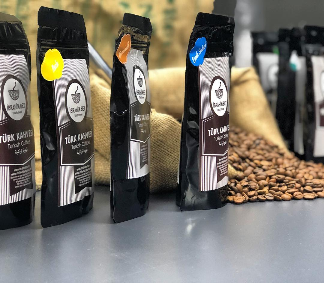 پودر قهوه ترک ابراهیم بی iBRAHiM BEY TURKISH COFFEE