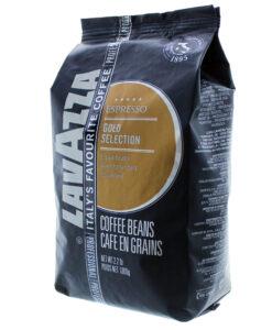 دانه قهوه گلد سلکشن لاواتزا