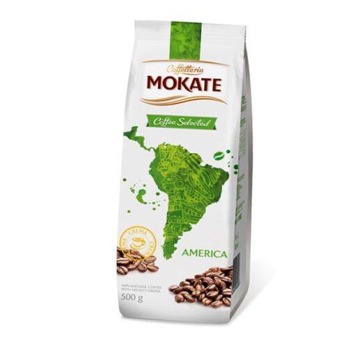 دان قهوه ترکیب آمریکایی موکاته
