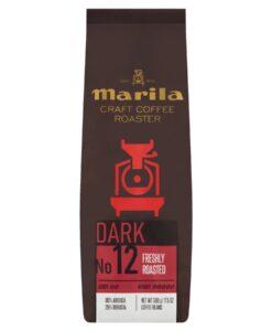 دان قهوه دارک روست ماریلا