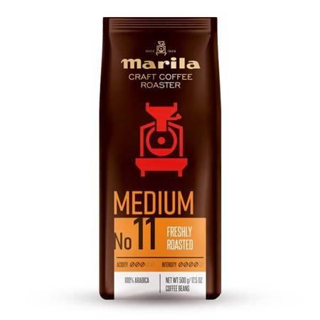 دان قهوه صد در صد عربیکا مدیوم روست ماریلا