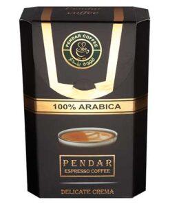 پودر قهوه اسپرسو صددرصد عربیکا پندار