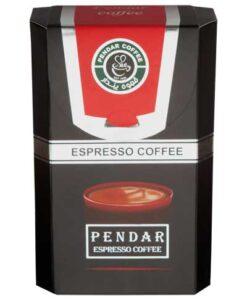 پودر قهوه اسپرسو پندار