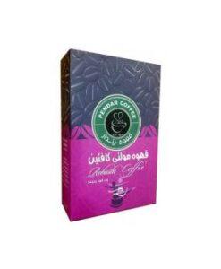 پودر قهوه ترک مولتی کافئین پندار